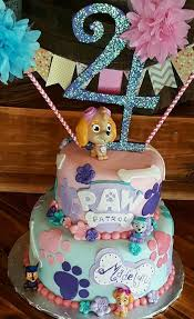 287 birthday cakes images paw patrol party