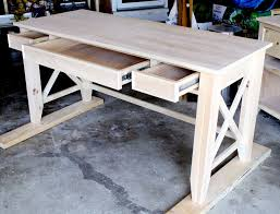 Desk Diy Plans Diy Writing Desk Desks Tutorials And Woods