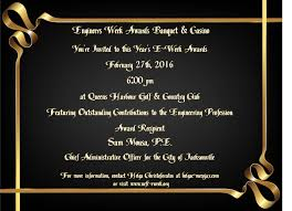 banquet invitation wording golden golf clubs by faux designs golf