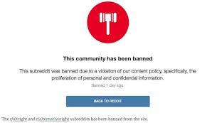 should i buy right now amazon black friday reddit reddit bans three alt right forums as users blast