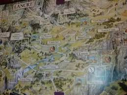 discworld map is discworld set in and around lancaster quora