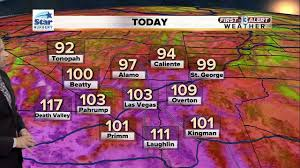 Las Vegas Weather Map by 13 First Alert Las Vegas Weather For September 1 2017 Youtube