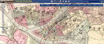 maps of maps mania historical maps of three cities