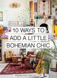 bohemian living room decor 6 bohemian living rooms that will make you dream daily dream