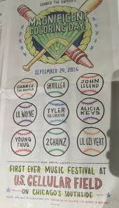 chance the rapper is hosting a festival in chicago this september