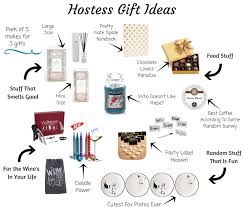 25 gift ideas for your hostess