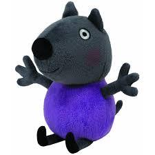 Peppa Pig Plush Ty Peppa Pig Danny Plush Animal Toys Teddy Bears