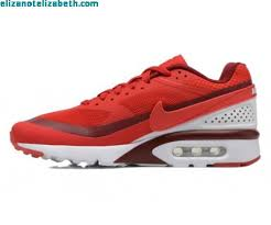 nike black friday friday men shoes nike nike air max bw ultra trainers in red