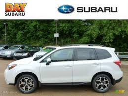 subaru forester touring 2014 satin white pearl subaru forester 2 0xt touring 82063153