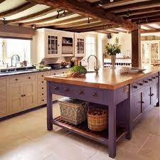 kitchen island bar ideas large green open shelves gray limestone