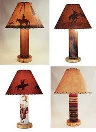 cabin decor table lamps western decor cabin decor for the