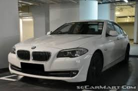 bmw 5 series 523i bmw 5 series 523i highline for sale by motors singapore