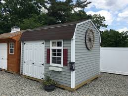 Gambrel Garage by Gambrel Shed Eastern Shed