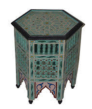 moroccan table ebay