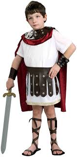 costume for kids kids gladiator soldier boys costume
