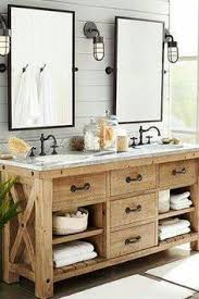 Rustic Master Bathroom Ideas - best inspire farmhouse bathroom design and decor ideas 48