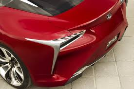 red lexus lf lc concept lexus lf lc coupe 2012 photo 82503 pictures at high resolution