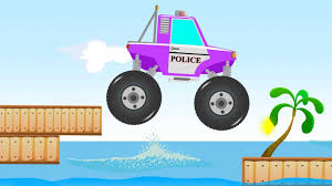 monster truck games videos for kids police printable coloring pages for kids printable monster truck