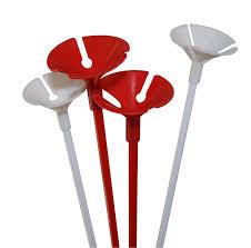 balloon sticks balloon sticks and cups clownballoons