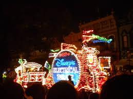 electric light parade disney world main street electrical parade ending at disney world orlando sentinel