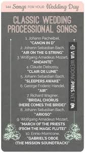 wedding processional song ideas 144 swoon worthy songs for every part of your wedding day songs