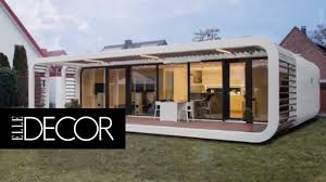 Home Sleek Home by These Sleek Prefabs Come With Smart Home Features Elle Décor