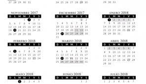 calendario escolar argentina 2017 2018 publica sep el calendario escolar 2017 2018 nds noticias