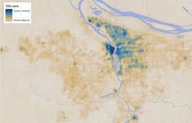Map Of Portland Metro Area by Portland Metro U0027s Tod Strategic Plan Ctod Portal