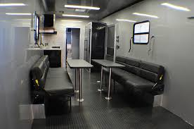 Enclosed Trailer Awning For Sale 38 U0027 Intech Trailers Living Quarters Trailer Rpm Trailer Sales