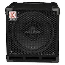 8 ohm bass speaker cabinet eden ex 112 8 ohm cabinet