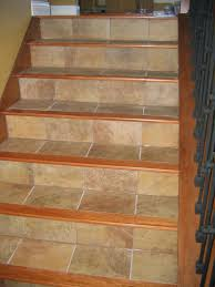 living room how to tile stair risers video how to tile stair