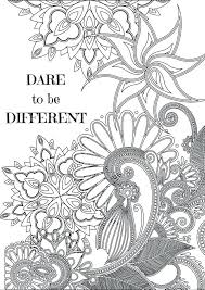 printable coloring quote pages for adults inspirational quotes coloring pages just inspirational quotes