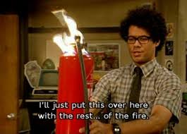 It Crowd Meme - 12 essential life lessons we learned from the it crowd the daily edge