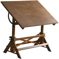 Mayline Oak Drafting Table Furniture Mayline Ranger Drafting Table Drafting Board For Sale
