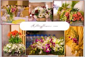 floral decoration for your d day wedding decorations flower