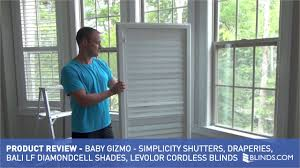 Levolor Cordless Blinds Troubleshooting At Home With Baby Gizmo Child Safe Products From Blinds Com