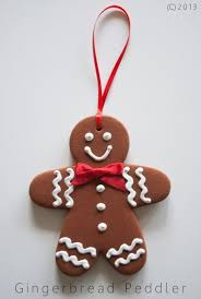 353 best gingerbread ornaments images on