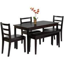 dinner table set black dining sets collections sears