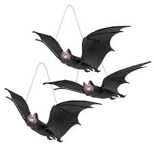 halloween bats hanging party decorations halloween wikii