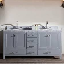 Bathroom Vanity Cabinet Without Top Wholesale The Best 72 Inch Gray Contemporary Bowl Bathroom