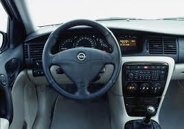 front panel opel vectra caravan design edition b u00272000
