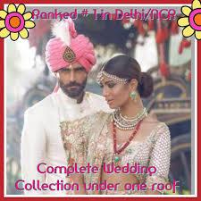 wedding collection chawla wedding collection 1d 109 nit 1 market faridabad home