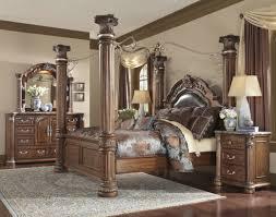 ashley king bedroom sets bedroom sets canopy beds 1 dazzling ashley furniture canopy bed