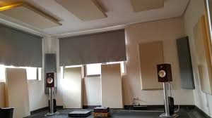simple hifi room primacoustic