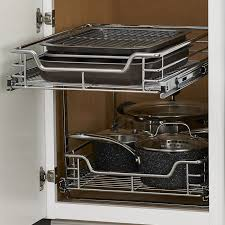 pull out baskets for bathroom cabinets dual slide 2 tier under sink pull out drawer sinks drawers and