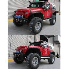 jeep chrome 7inch round 80w chrome spot 30 degree led driving light mount
