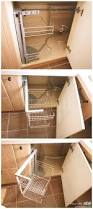 Kitchen Cabinet Storage Bins Best 25 Corner Cabinet Kitchen Ideas Only On Pinterest Cabinet