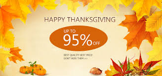 get high quality best price products on this thanksgiving