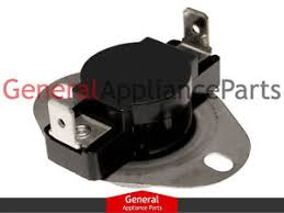 whirlpool kenmore roper maytag estate dryer limit switch 3390291