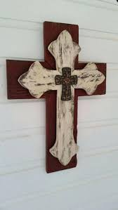 rustic wooden crosses rustic wooden crosses wall decor rustic wood wall hanging cross